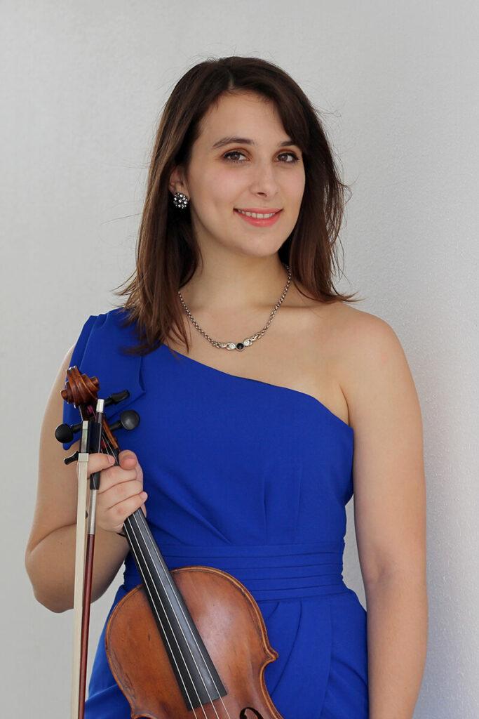 Ilana Rose Mercer River Oaks String Quartet