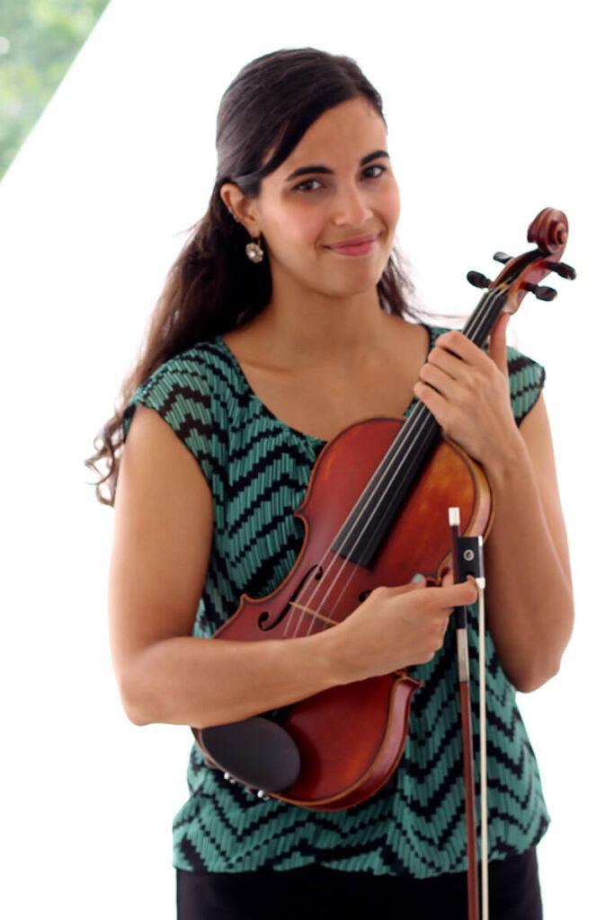 River Oaks String Quartet Melanie Riordan