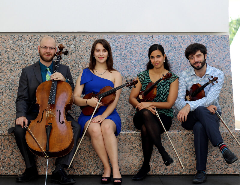 River Oaks String Quartet in Houston booking info