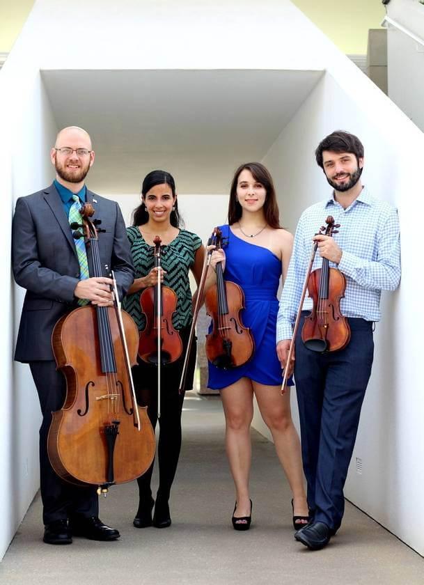 River Oaks String Quartet in Houston