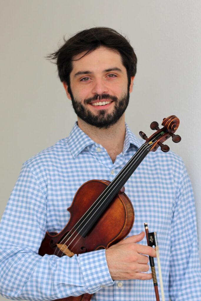 Zachary Montasser River Oaks String Quartet